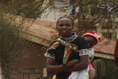 Kenya streetlife 04 Stock Footage