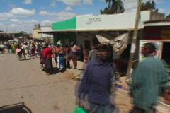 Kenya streetlife 06 Stock Footage