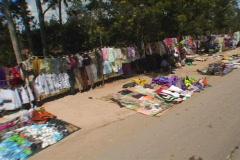 Kenya streetlife 08 Stock Footage