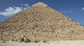Great Pyramid with People in Background - Time Lapse Footage