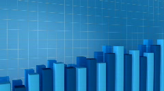 graph 18 - stock footage