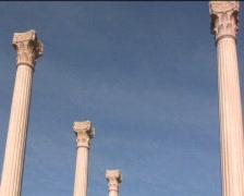 Column  Stock Footage