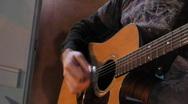 Guitar1 Stock Footage
