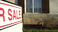 For Sale Sign Home Sale HD Footage