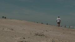 beach5 - stock footage