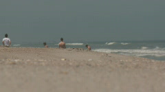 Beach6 Stock Footage