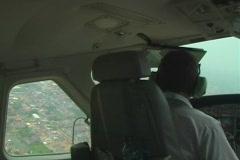 Jakarta Overhead 2 Stock Footage