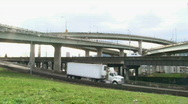 Highway Real Time 1 Stock Footage