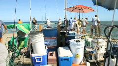 FishingPier - stock footage