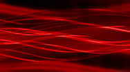 Stock Video Footage of Red Energy Flow Abstract Looping Background
