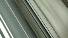 Strepen grijzig Stock Footage
