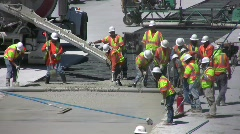 ROAD CONSTRUCTION 19 Stock Footage