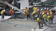 Stock Video Footage of ROAD CONSTRUCTION 19