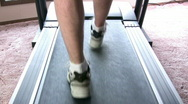 Stock Video Footage of Walking Feet