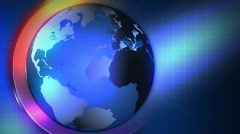 News Background 1413 Stock Footage