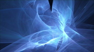 Flickering blue motion background d4154D Stock Footage