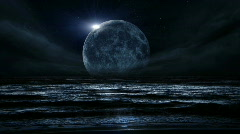 FullMoon Stock Footage