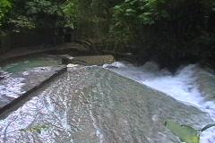 Xilitla Surealist Waterfall Stock Footage