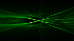 Abstract Green Lines Stock Footage