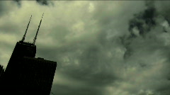 Skyline Dark Clouds Time Lapse HD 1080 by in - stock footage