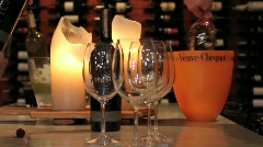 Wine Tasting 1 - stock footage