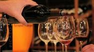 Wine Tasting 3 Stock Footage
