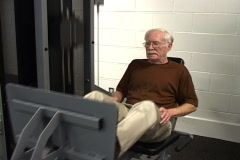 Senior Fitness - stock footage