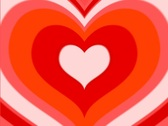 Stock Video Footage of Enamoured hearts by Valentine`s day