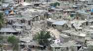 Destroyed Homes after Earthquake (HD) m Stock Footage