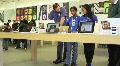 Apple Store 5 Footage