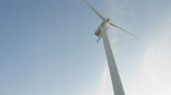 Windmill loop2 Stock Footage