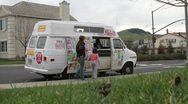 Stock Video Footage of Ice Cream Truck