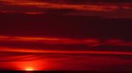 Sunrise Time Lapse HS 02 x20 Stock Footage