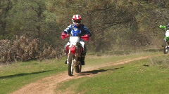 ATVs and Dirt Bikes 5 Stock Footage