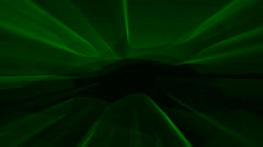 green light abstract background - stock footage
