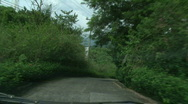 Stock Video Footage of Tropical Driving Timelapse - Costa Rica - 04