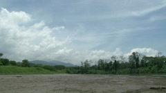 River Scenic - Costa Ric Tarcoles River- 03 Stock Footage