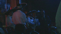 Live Mariachi Band - Dominican Republic Stock Footage