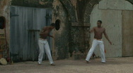 Capoeira Demonstration - 02 Stock Footage
