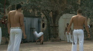 Capoeira Demonstration - 03 Stock Footage