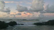 Ocean Scenic - Puerto Rico - 01 Stock Footage