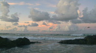 Ocean Scenic - Puerto Rico - 02 Stock Footage