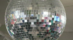 Big disco ball.  Stock Footage