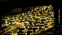 Transport Pollution Stock Footage