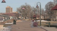 Stock Video Footage of Downtown St. Paul, Minnesota