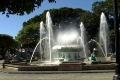 Puerto Rico - Las Delicias Plaza in Ponce Puerto Rico 3 Footage