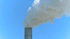 Air pollution (2 of 3) Stock Footage