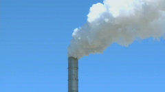 Air pollution (3 of 3) Stock Footage