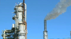 Air pollution (1 of 3) Stock Footage