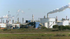 Polluting the environment (3 of 3) Stock Footage